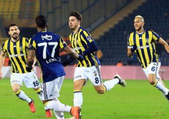 Fenerbahçe, lider Medipol Başakşehir'i evinde yıktı! 1-0