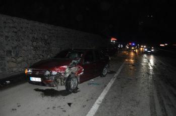 Sakarya'da zincirleme kaza: 8 yaralı