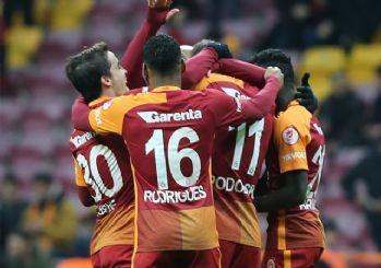 Galatasaray Erzincanspor maçı geniş özeti