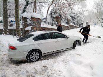 İstanbul'da kar yağışı ne kadar daha devam edecek?