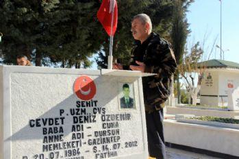 Şehit babası 800 bin TL'lik arazisini Mehmetçik Vakfı'na bağışladı