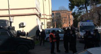 Cerrahpaşa'daki polis memuru ikna edildi