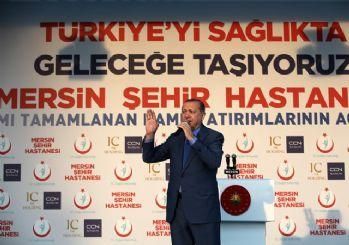 Erdoğan: Nisan ayında sandık geliyor, evete hazır mıyız?