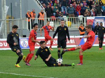 Altınordu U19 İspanyol ekibe mağlup oldu