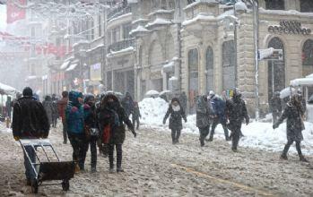 Meteoroloji'den yine kritik uyarı! İstanbul için kar alarmı