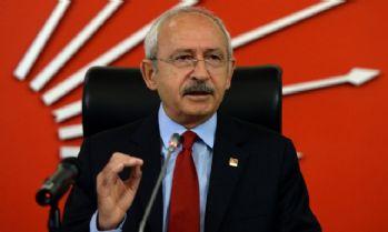 Kılıçdaroğlu'dan şehit babasına başsağlığı telefonu