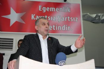 'DEAŞ, PKK, FETÖ her üçü de aynı güç merkezinin emrindedir'