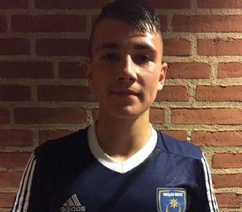 Gurbetçi futbolcu hayatını kaybetti
