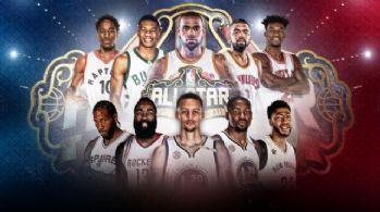 NBA'de All-Star heyecanı