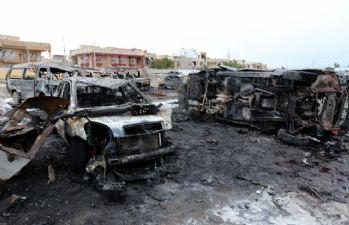 Irak'ta bombalı araçlı saldırı: 52 ölü