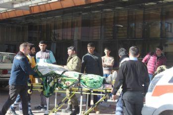 El Bab'da yaralanan ÖSO mensupları Türkiye'ye getirildi