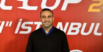 İsmail Özbayraktar: 'Sporcu sayımız az'