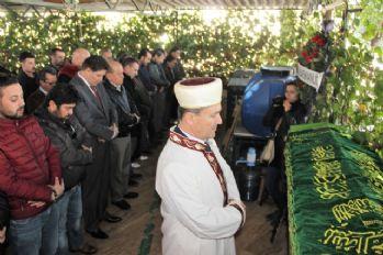 Kahraman Polis Fetih Sekin'in amcası hayatını kaybetti