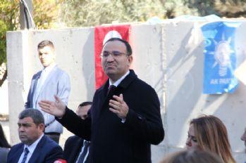 Bakan Bozdağ açıkladı: FETÖ okulu adliye olacak