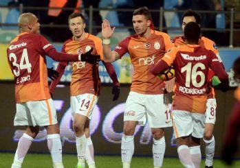 Galatasaray Rize'de kazanamadı! 1-1