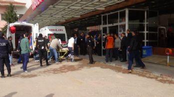 Yaralanan 19 ÖSO askeri Kilis'e getirildi