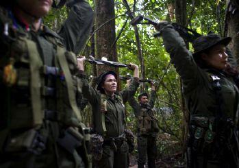 Terör örgütü FARC tamamıyla silah bıraktı