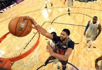 NBA All-Star'da kazanan Batı Karması