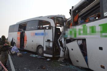 Iğdır'da korkunç kaza: 7 ölü, 16 yaralı