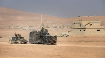 Musul'un batısında 10 köy alındı: 79 DEAŞ'lı ldürüdldü
