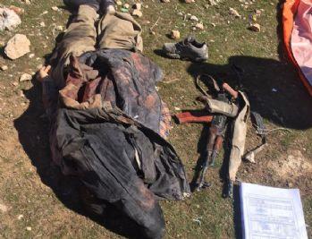 Nusaybin'de çatışma: 2 terörist öldürüldü