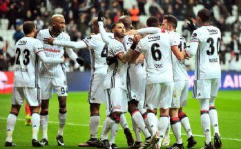 Fikstür avantajı da Beşiktaş'ta