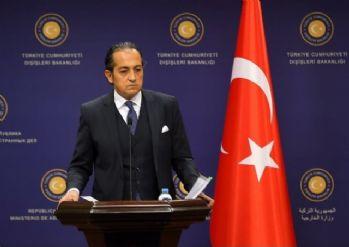 Dışişleri Sözcüsü Müftüoğlu'ndan İran'a yanıt