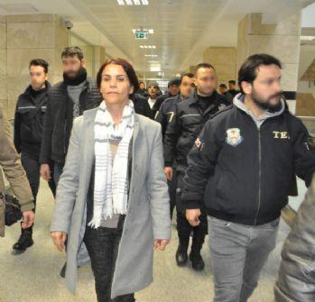 HDP'li Konca SEGBİS üzerinden ifade verdi