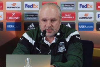 Igor Shalimov: Turu geçmek istiyoruz