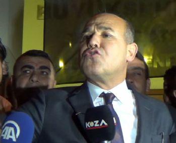 Başkan Sözlü'den mahkeme başkanına tepki