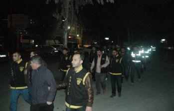 10 ilde sahte polis-savcı operasyonu: 46 gözaltı