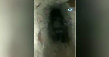 İşte DEAŞ'ın El Bab'daki yeraltı dünyası