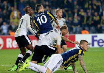 Fenerbahçe Krasnodar maçı geniş özeti