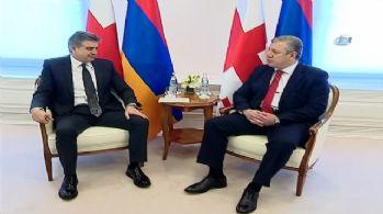 Ermenistan Başbakanı Karapetyan Gürcistan'da