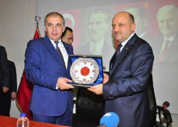 'Türkiye'de parlamenter sistemi tıkayan CHP'dir'
