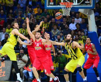 Fenerbahçe'den 17. galibiyet