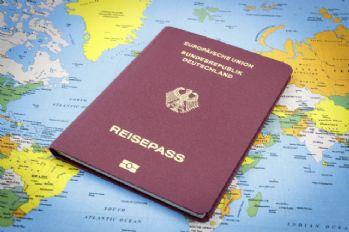 Alman pasaportu yenilendi