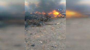 Askeri kaynaklar: El Bab'daki saldırıda 41 kişi hayatını kaybetti