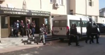 Tefecilik operasyonunda 10 tutuklama