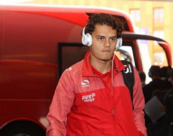 Milli futbolcunun kardeşi Galatasaray'da