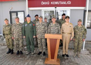 Akar'dan Gaziantep ve Kilis bölgesine ziyaret