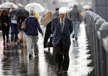 Hava sıcaklıkları düşüyor, yağmur geliyor