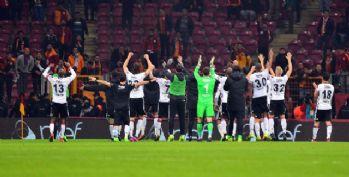 Beşiktaş skoru seriye bağladı