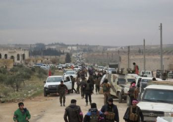 Özgür Suriye Ordusu 7 YPG'li teröristi öldürdü