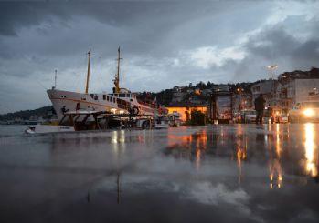 Meteoroloji uyardı: Marmara'ya yağış geliyor