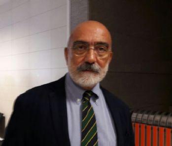 Yazar Ahmet Altan ifade verdi