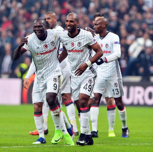 İşte Beşiktaş'ın çeyrek finaldeki rakibi!