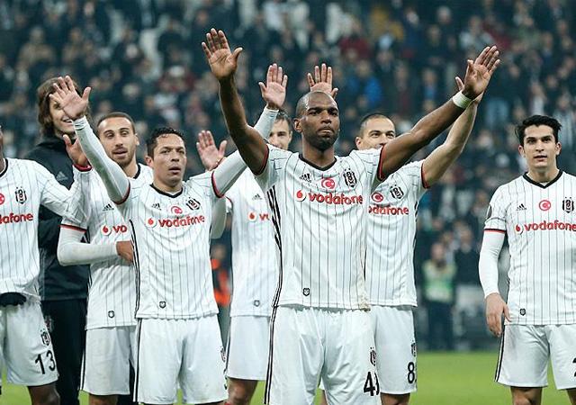 Beşiktaş'ın çeyrek finaldeki rakibi Olympique Lyon