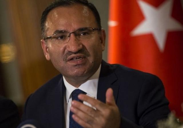 'Hiçbir demokratik hukuk devletinde teröristler için böyle imkan verilemez'