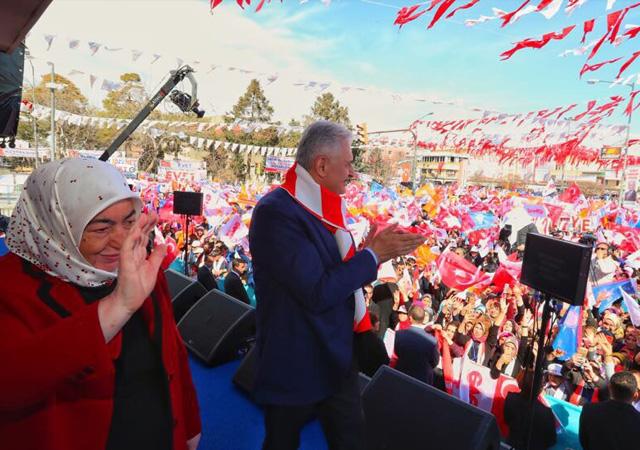 Başbakan Binali Yıldırım: Kılıçdaroğlu eş başkanlığa taktı!